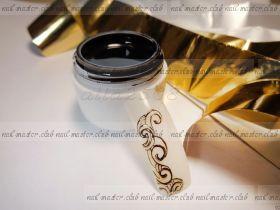 Nail фольга золотая 3 метра