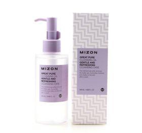 MIZON GREAT PURE CLEANSING OIL 145ml - гидрофильное гипоаллергенное масло