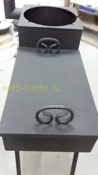 Крышка для мангала-108