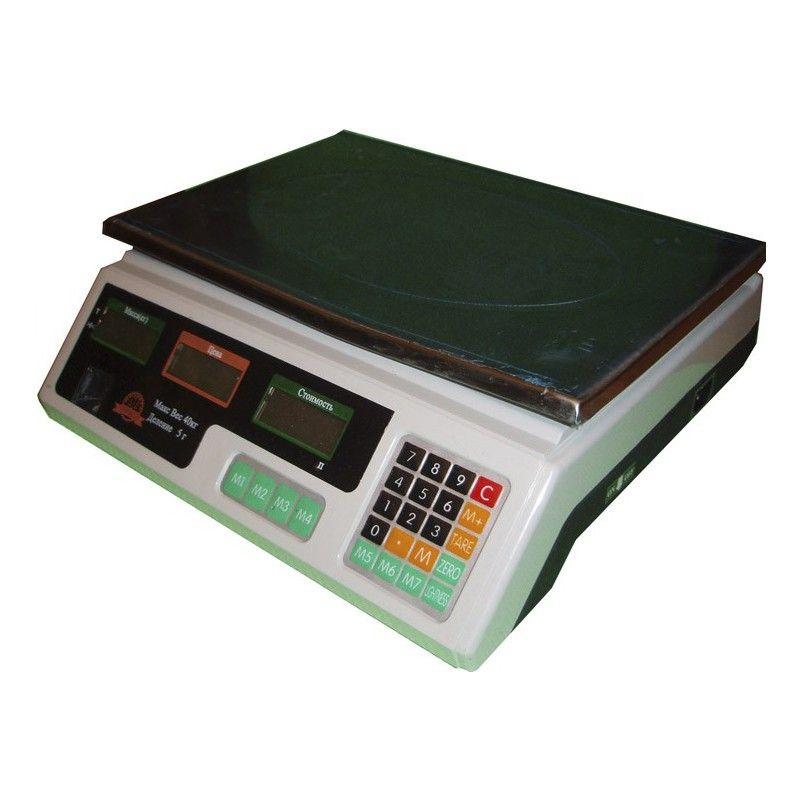Весы бытовые Империум Либра ACS-A9