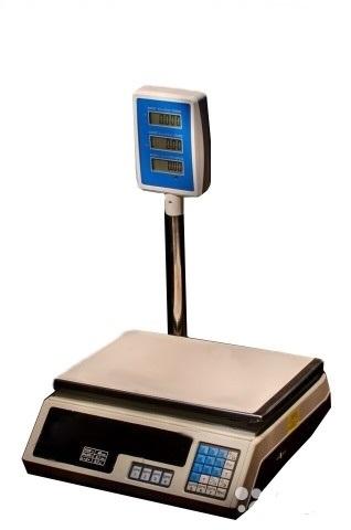 Весы торговые электронные Империум Либра ACS-D1