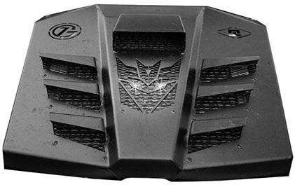 Вынос радиатора для CFMOTO Z6