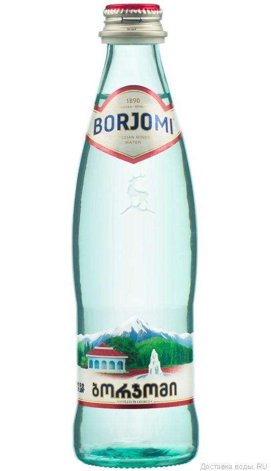 Минеральная питьевая вода Боржоми