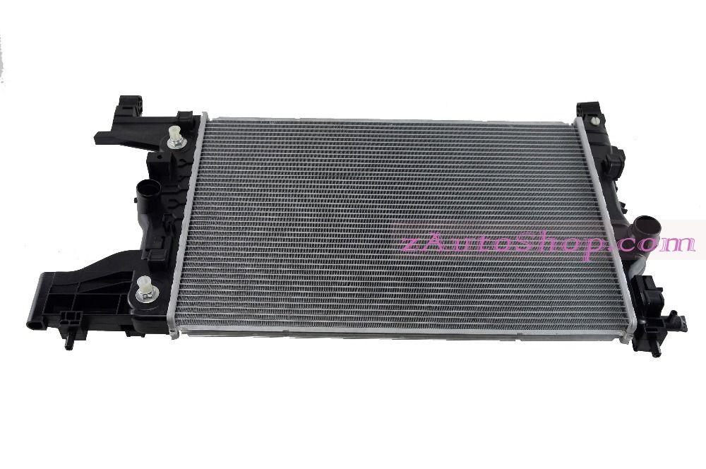 CHEVROLET CRUZE 09.09- :Радиаторы охлаждения 580х382х18 (АТ 1,8)