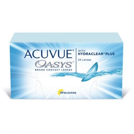 Acuvue Oasys 24 pk