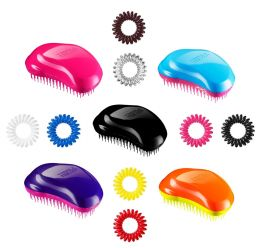 Расческа Tangle Teezer+ резинка Invisiboble