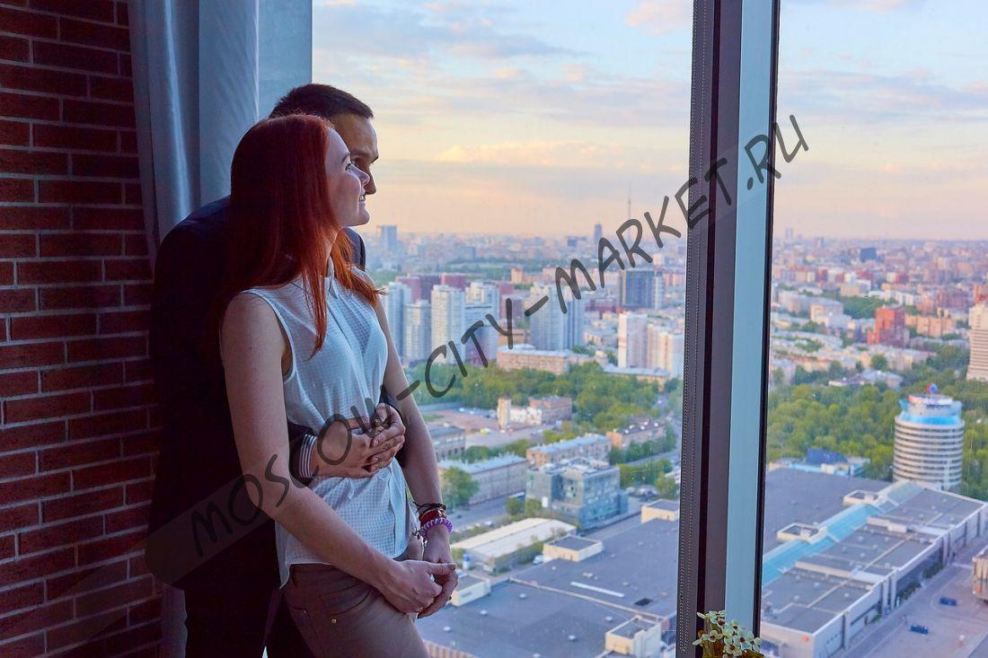 Фотосессия «Москва-Сити»
