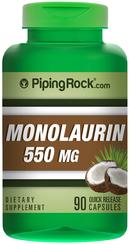 Монолаурин 550мг (лаурицидил, лауриновая кислота)90 кап