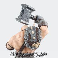 Купить фигурку Оргрим Молот Рока из игры Варкрафт