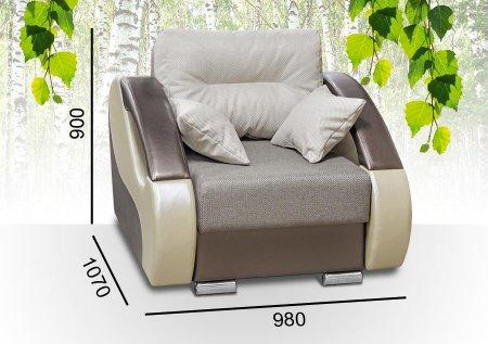 Виктория 3 Кресло и Кресло кровать