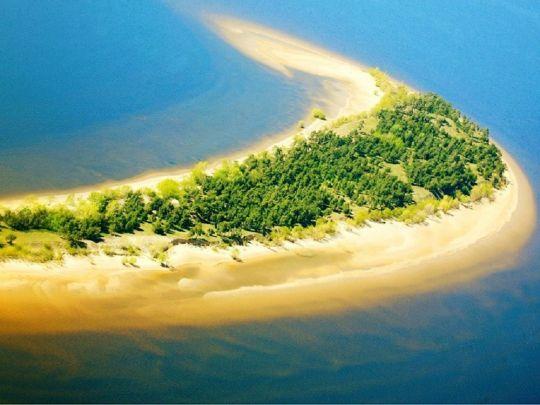 Романтический остров