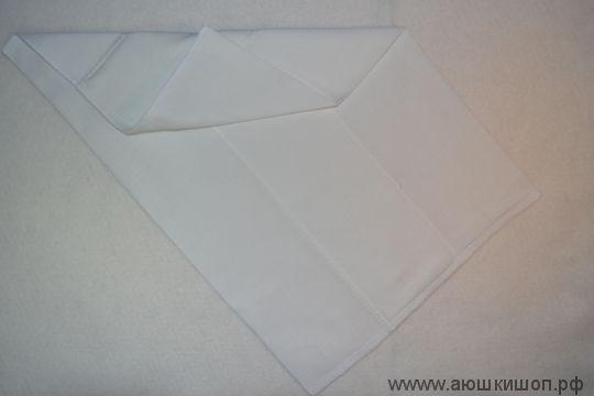 Пеленка - вкладыш  ночная, хлопок, ПЭ пол.упаковка 6 шт.