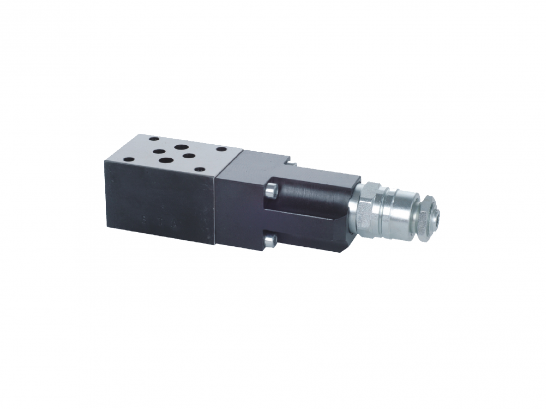 UZCR6 клапан редукционно-переливной