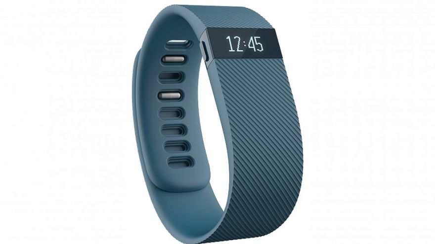Фитнес-браслет Fitbit Charge HR