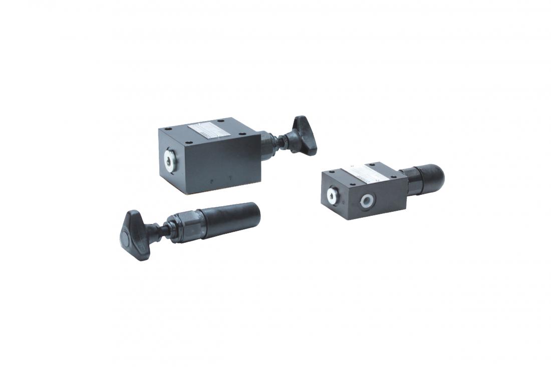 Переливной клапан прямого действия  тип DBD