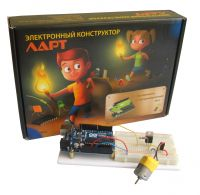 """Электронный конструктор """"Эксперименты с программированием №2"""". Датчики и исполнительные устройства."""