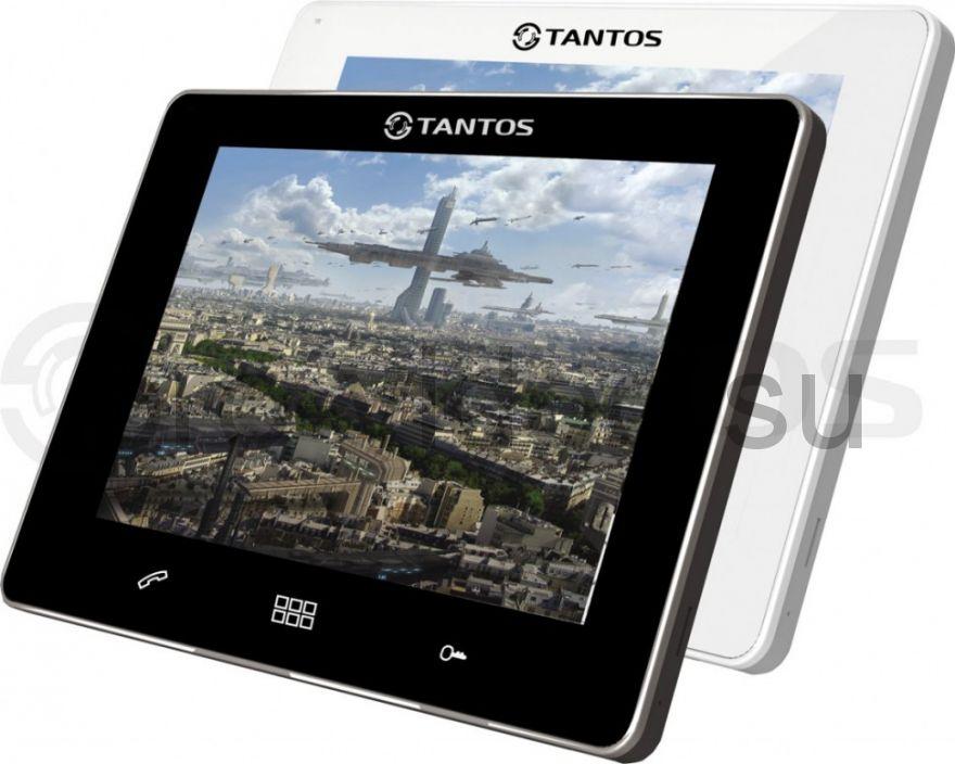 Видеодомофон TANTOS STARK Черный