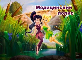 ОБЛОЖКА ДЛЯ ПОЛИСА ДВЕ ФЕЕЧКИ 026.007