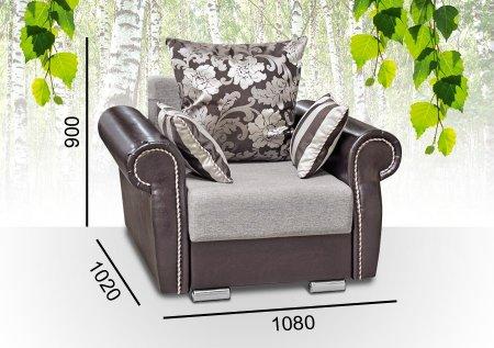 Кресло и кресло кровать Виктория 6