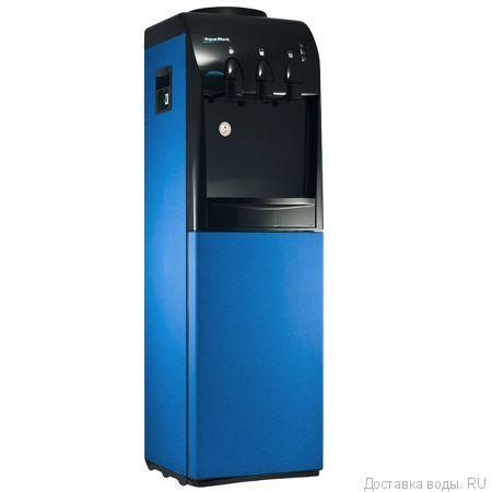 Напольный кулер для воды Aqua Work синий