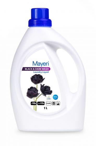 Гель для стирки черного. Mayeri Black and Dark Wash 1,0 л