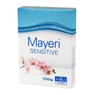 Стиральный порошок для стирки цветного и белого Mayeri Sensitive 700 г