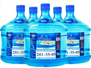 "Вода ""Аква чистая"" 5 бутылей по 12л."