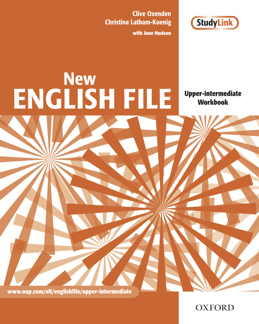 New English File Upper-intermediate Workbook and MultiROM Pack