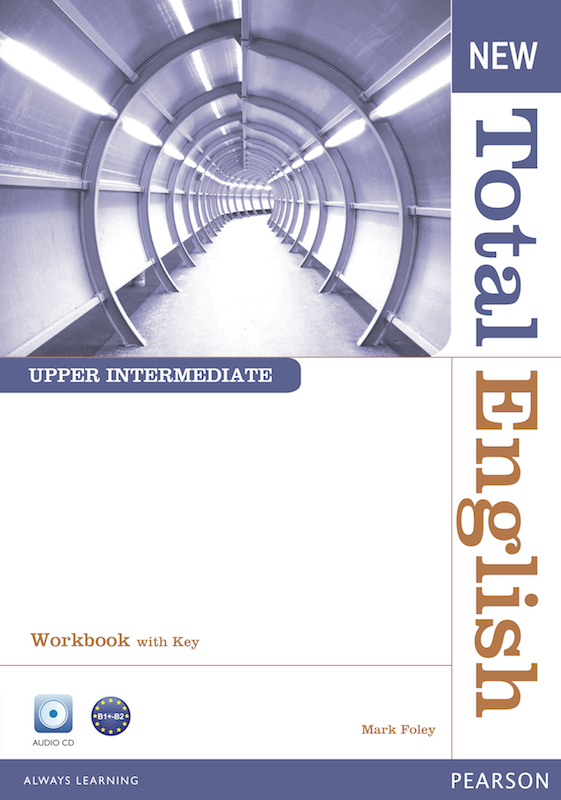 New Total English  Upper Intermediate Workbook with Key and Active Book Class&Workbook MP3 CD