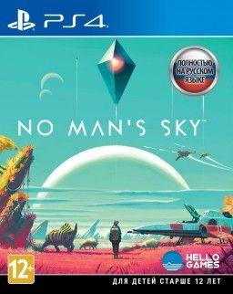 Игра No Man's Sky (PS4, русская версия)