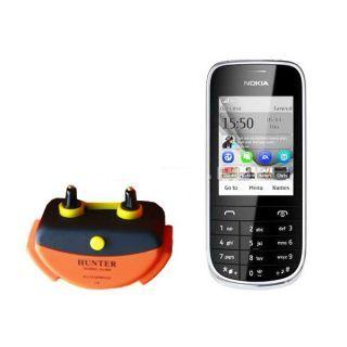 Электронный ошейник для охотничьих собак HANTER GS-100 неограниченной дальности
