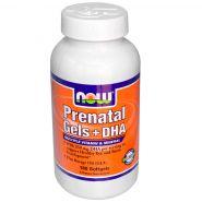 Пренатал + DHA 180 капс. Комплекс для беременных и кормящих.