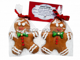 Gingerbread Man | Имбирные пряники на заказ