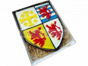 Брендированные пряники с логотипом компании