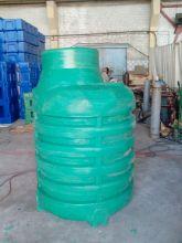 Кессон Димакс для скважины из пластика