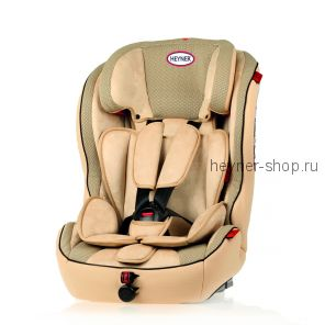 MultiRelax AERO Fix, Автокресло HEYNER MultiRelax AERO Fix ISOFIX для детей с 9 мес. до 12 лет (9-36 кг) ECE гр. 1-2-3