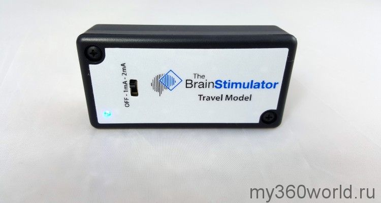 Нейростимулятор Brain stimulator tDCS