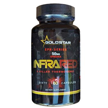 Жиросжигатель InfraRed 60 капсул (GoldStar)