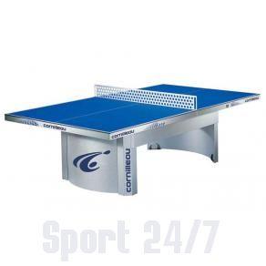 Теннисный стол антивандальный Cornilleau Pro 510 Outdoor blue (7мм) 125615