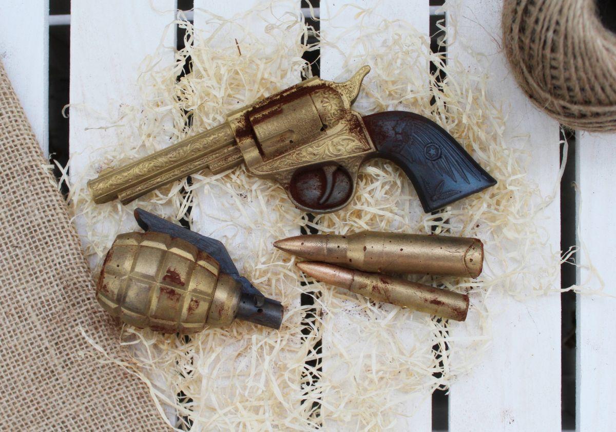 """Набор """"Револьвер с гранатой"""""""