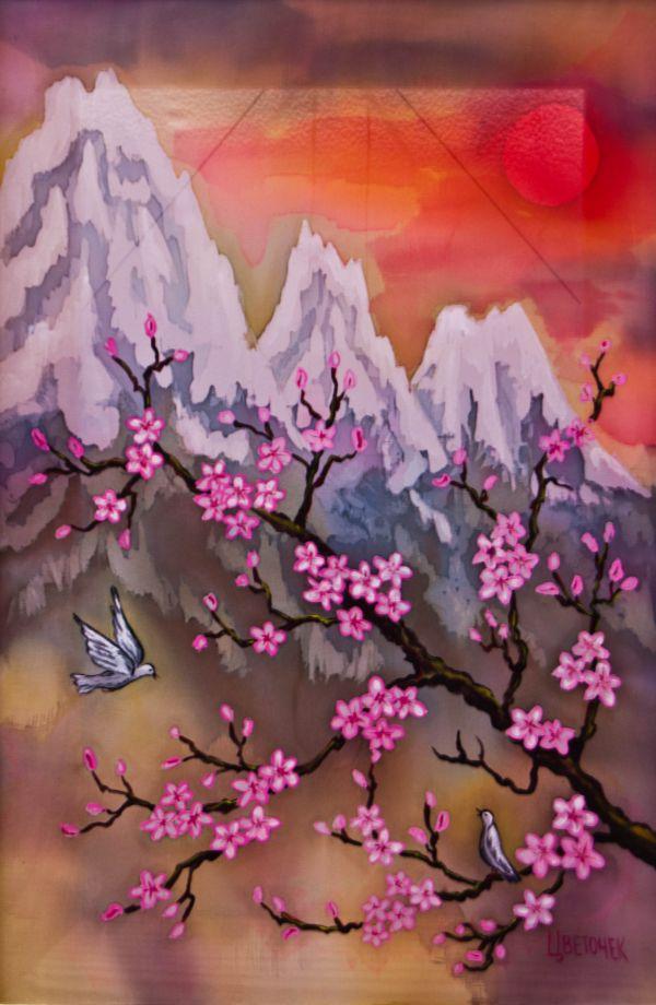 Картина Розовый сон