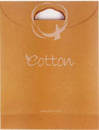 Подарочный пакет с логотипом