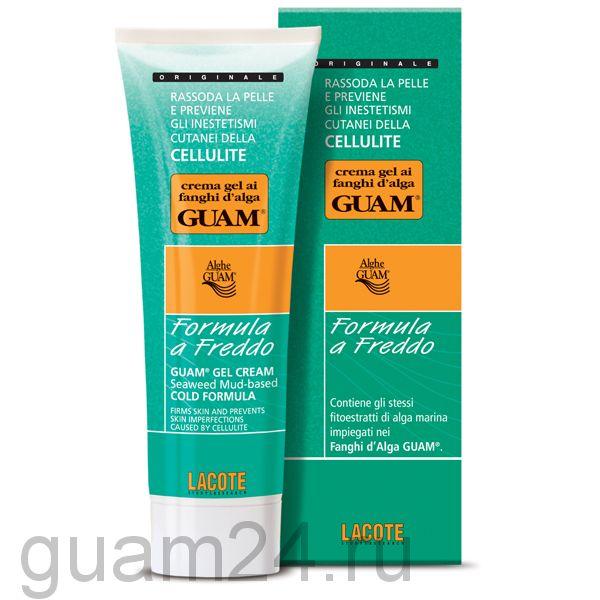 GUAM Гель-лифтинг с охлаждающим эффектом Fanghi D'alga , 250 мл  код (0523)