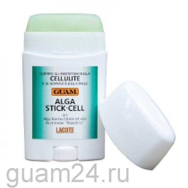 GUAM  Антицеллюлитный стик с экстрактом водоросли 75 мл. код (0711)