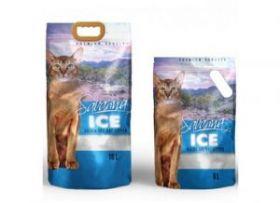 SAVANNA ICE наполнитель силикагелевый без запаха