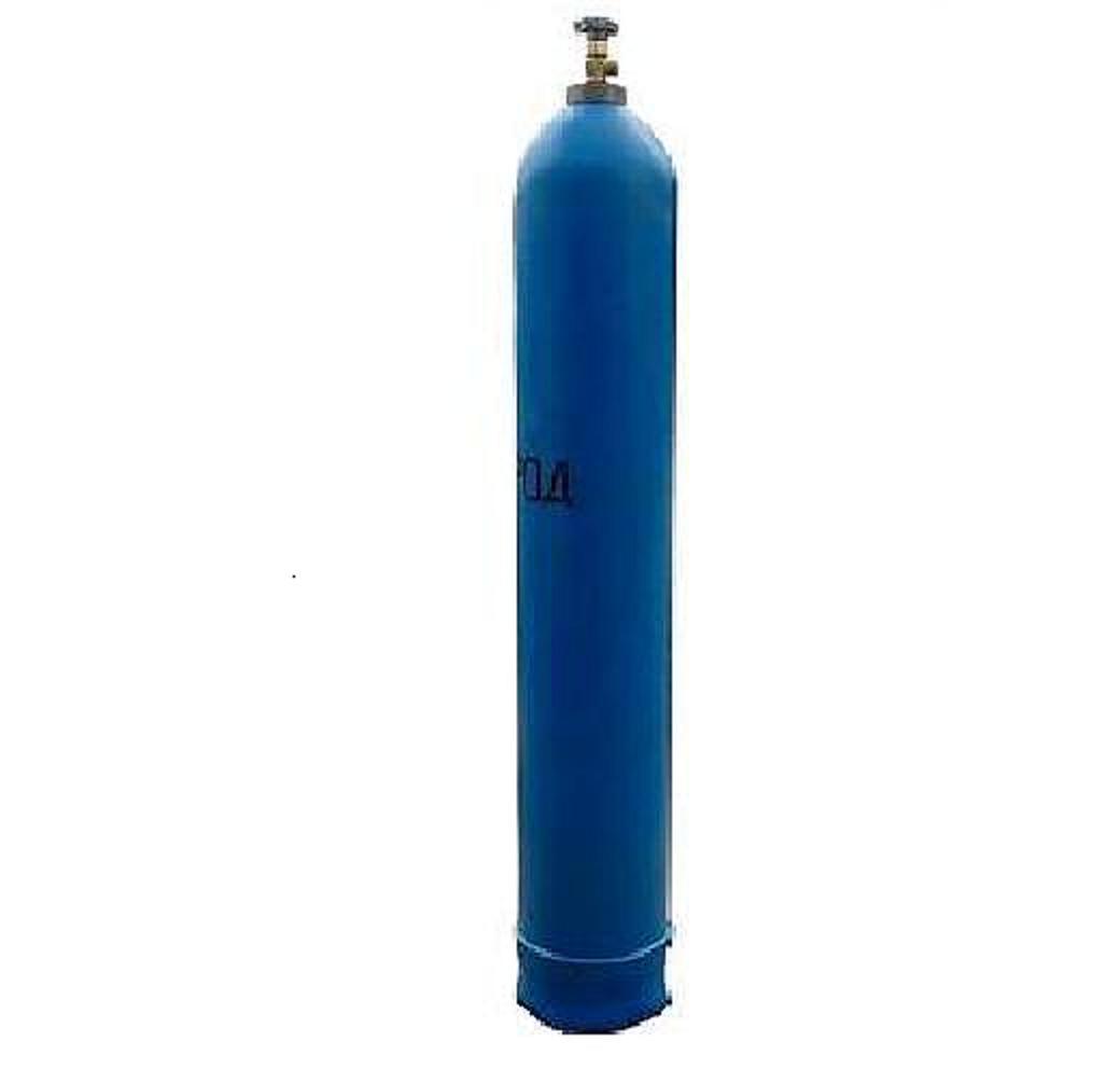 баллон кислородный 40 литров НОВЫЙ.