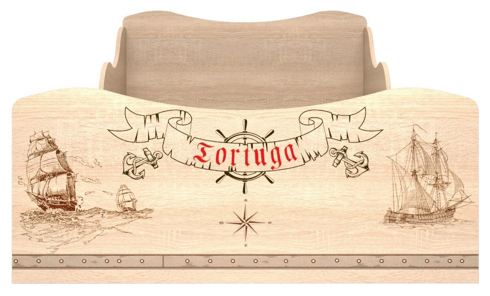 """Кровать на 900 с ящиками """"Квест"""""""