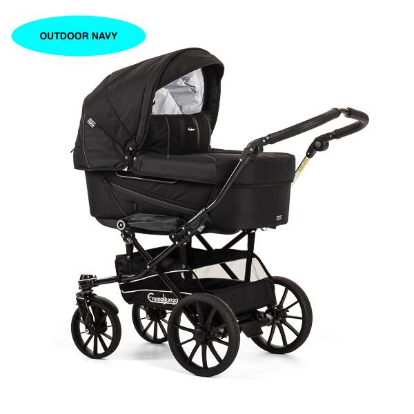 Универсальная коляска Emmaljunga Edge Duo Combi  (2 в 1)