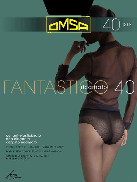 Колготки Fantastico 40 Omsa