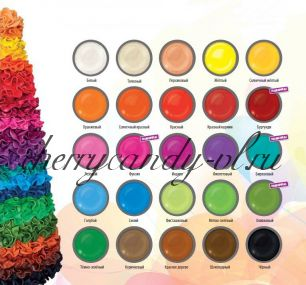 Краситель гелевый Food Colours  35 гр.